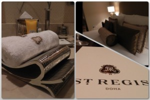 An Enchanted Evening at St. Regis Doha