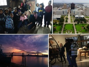 Sharing Baton Rouge Family Fun with viewers of Lifetime Television #travel #GoBR